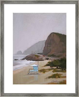 West Coast Framed Print by Todd Baxter