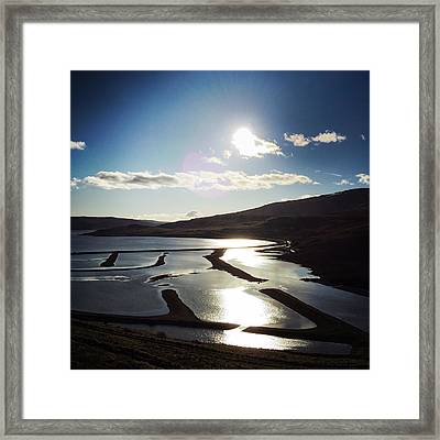 West Fjords Iceland Europe Framed Print by Matthias Hauser