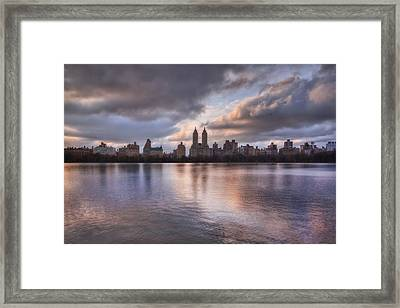 West Side Story Framed Print by Evelina Kremsdorf