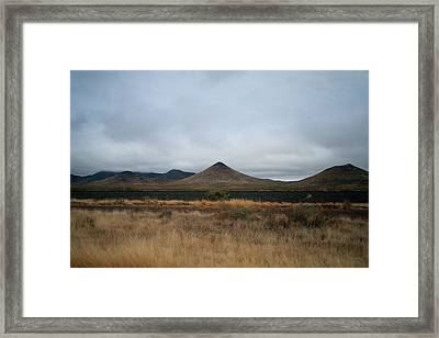 West Texas #2 Framed Print