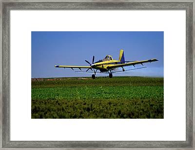 West Texas Air Force 2 Framed Print