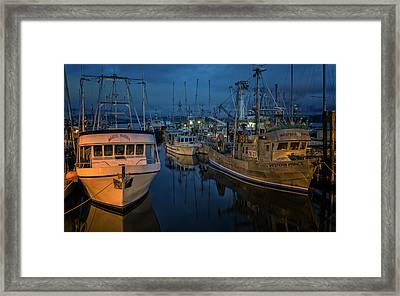 Framed Print featuring the photograph Western Prince by Randy Hall