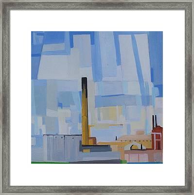 Western Sugar Framed Print