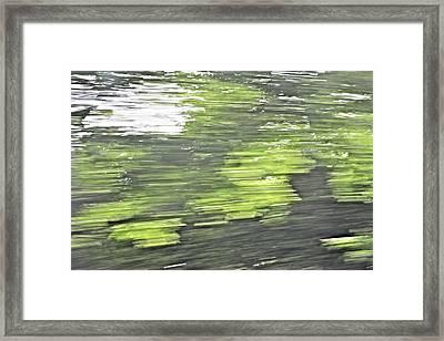 Westhampton's Blur Framed Print by Tim Doubrava