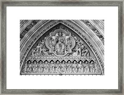 Westminster Abbey London Framed Print