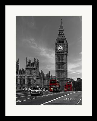 Chimes Framed Prints