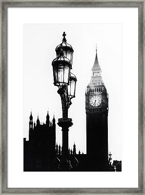 Westminster - London Framed Print by Joana Kruse