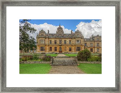 Westonbirt School For Girls Framed Print
