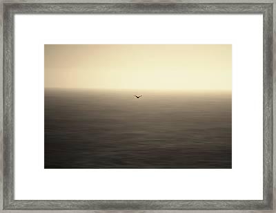 Westword Ho Framed Print