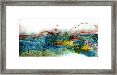 Wetland Framed Print by Tom Hefko