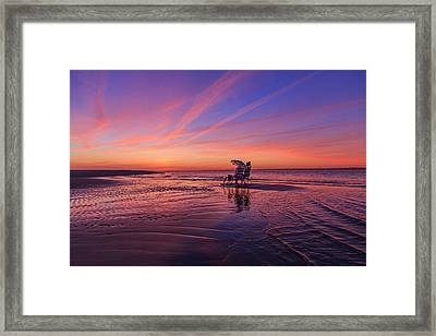 We've Only Just Begun Framed Print