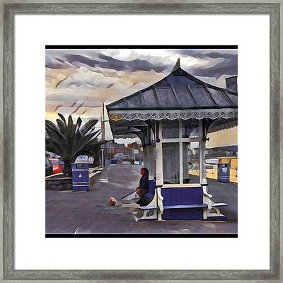 Weymouth Framed Print