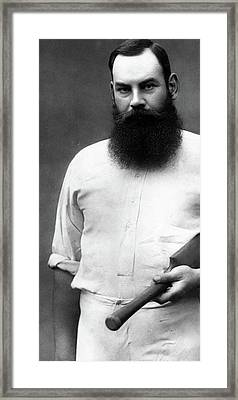 Wg Grace Framed Print