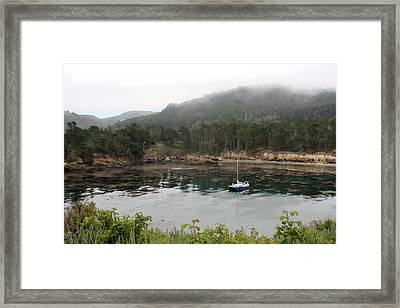 Whaler's Cove Framed Print by Art Block Collections