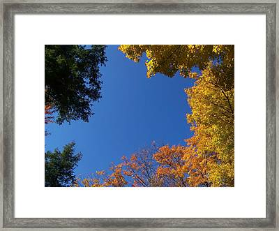 Framed Print featuring the photograph What A Day - Photograph by Jackie Mueller-Jones
