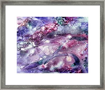 What Do You See Framed Print by Marsha Elliott