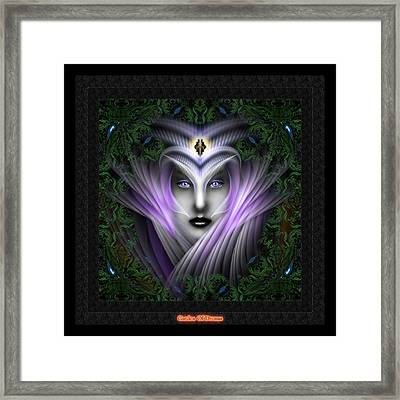 What Dreams Are Made Of Garden Dreams Framed Print