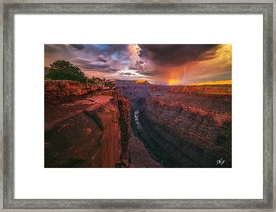 What Dreams Are Made Of Framed Print by Peter Coskun