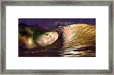 Abstract Floating Woman Body Accidental Discovery Psychedelic Download For Personal N Commercial Pro Framed Print by Navin Joshi