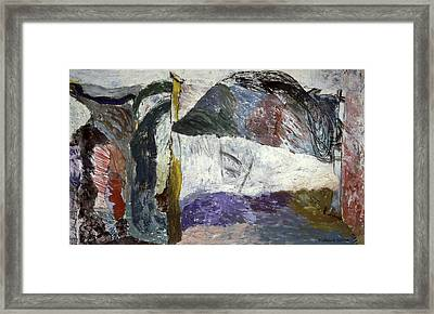 What Is It? It Is A ... Framed Print