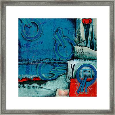 What Language Is That?  Framed Print by Laura  Lein-Svencner