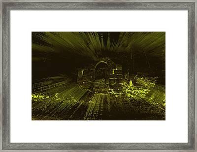 What Lies Beyond Framed Print