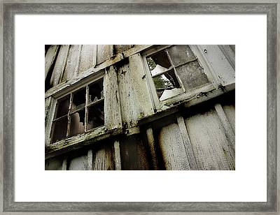 What Lies Within Framed Print by Mike Eingle