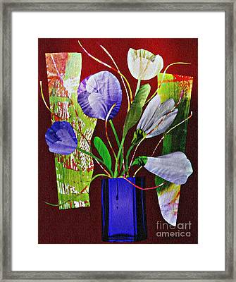 What Marie Left Behind Framed Print by Sarah Loft