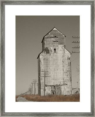 What Once Framed Print