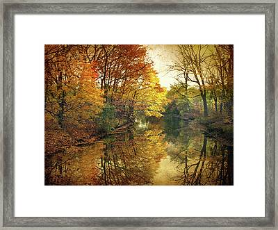 What Remains Framed Print by Jessica Jenney
