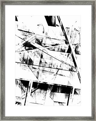 What Remains Framed Print by Tom Gowanlock