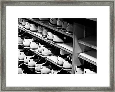 What Size Framed Print by Edward Myers