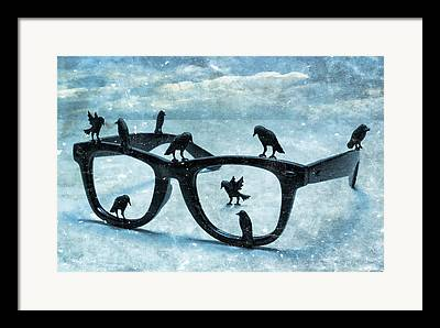 Creative Blackbird Framed Prints