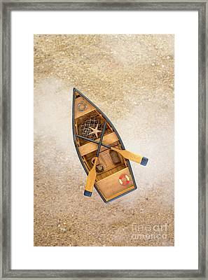 Whatever Floats Your Boat Framed Print by Edward Fielding