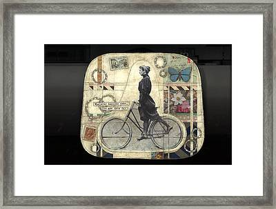 Whatever Happens Framed Print