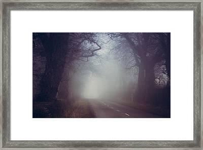 What's Beyond? Framed Print by Chris Fletcher