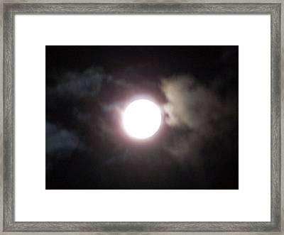 Whats Out There Framed Print
