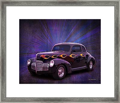 Wheels Of Dreams 2b Framed Print