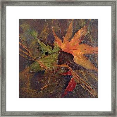 When Autumn Comes... Framed Print