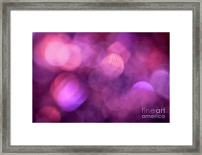 Framed Print featuring the photograph When I Close My Eyes by Jan Bickerton