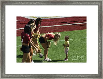 When I Grow Up. Framed Print by Allen Simmons