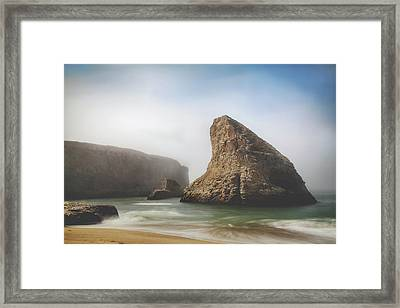When I Lose My Way Framed Print