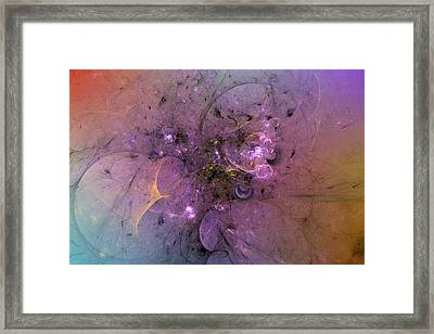 When Love Finds You Framed Print