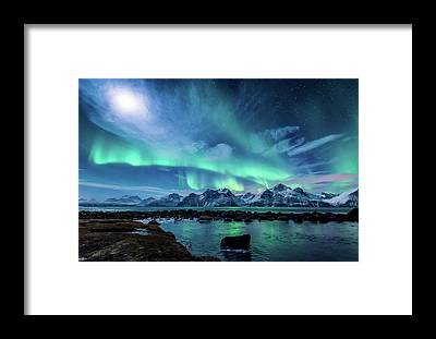 Northern Framed Prints