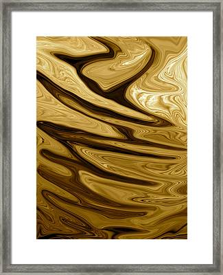 When The Wood Went Wrong Framed Print by Jeff DOttavio