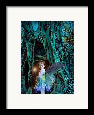 Fairytale Art Framed Prints