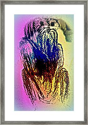When Will We Stop Repeating Ourselves, They Ask, And That Will Be When You Start Listening, We Say   Framed Print