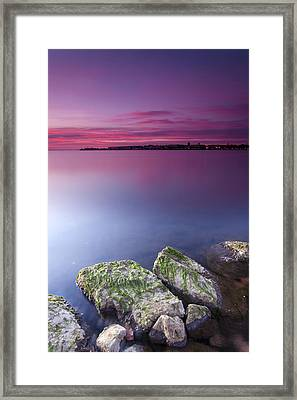 When Wishes Come True Framed Print by Edward Kreis