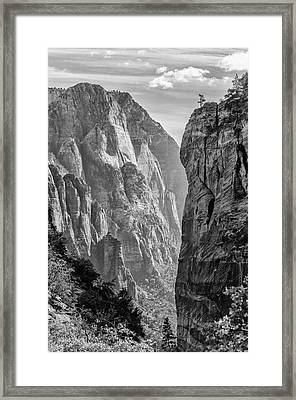 Where Angels Land Framed Print by Jim Cook