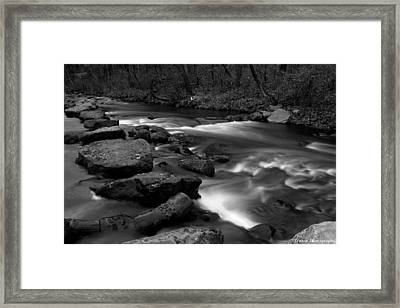 Where Are You Framed Print